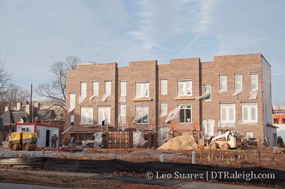 Townhomes at Blount Street Commons