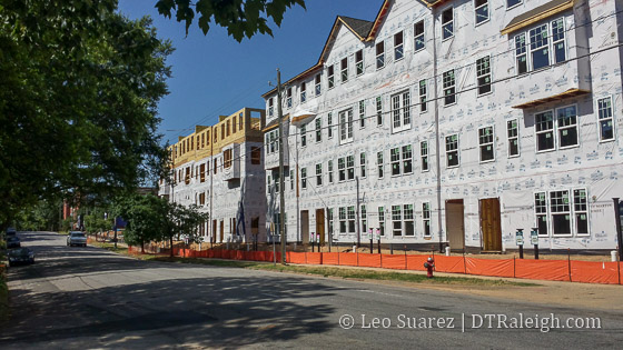 The Townhomes of Blount Street Commons