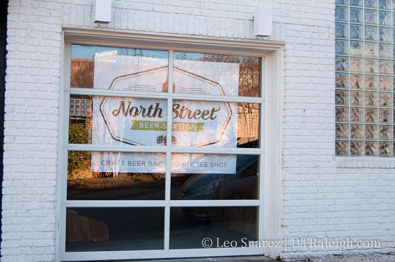 North Street Beer Station