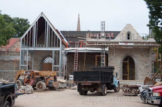 Christ Church Expansion