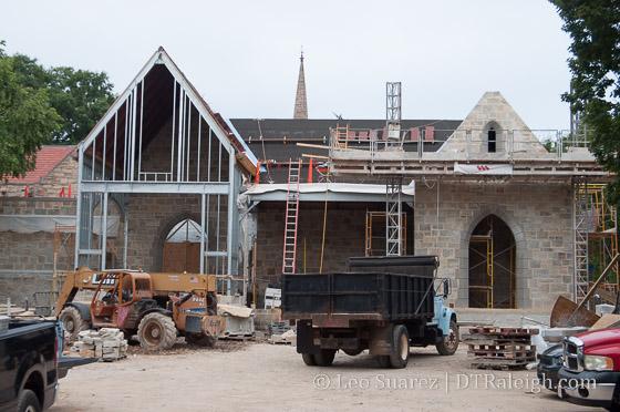 Christ Church Expansion
