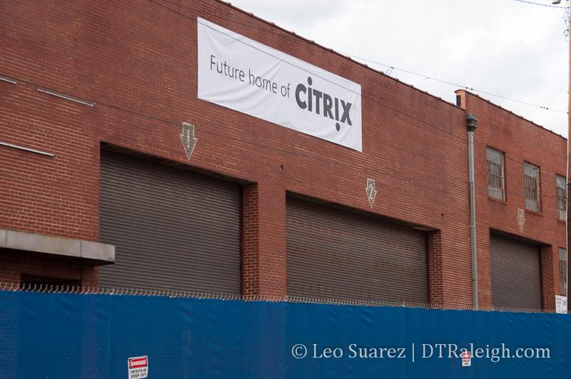 Future home of Citrix