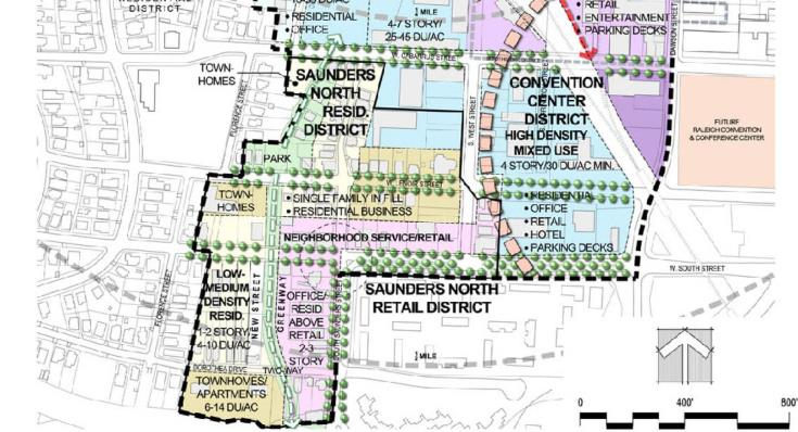 Downtown West Gateway Comprehensive Plan Chapter - City of Raleigh