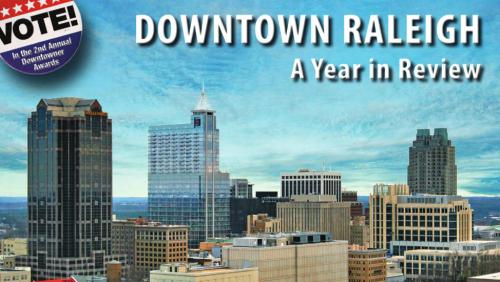 Raleigh Downtowner cover 2011 in Review