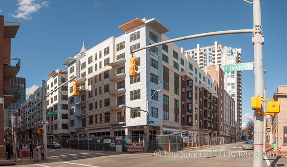 Edison Lofts, January 2016