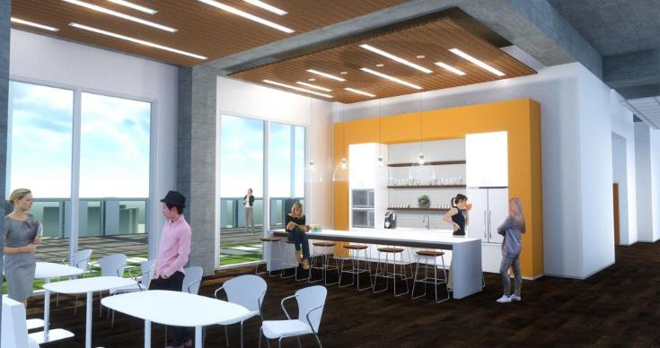 Renderings come courtesy of SfL+a Architects/Firstfloor.