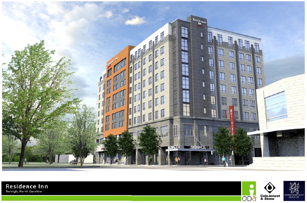 Updated Renderings  Plans For New Convention Center Hotel  U2013 The Raleigh Connoisseur