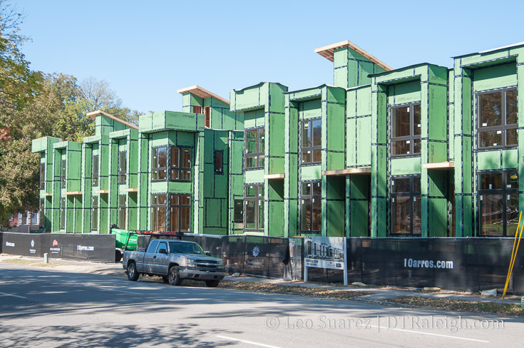 10 Arros Townhomes, October 2017