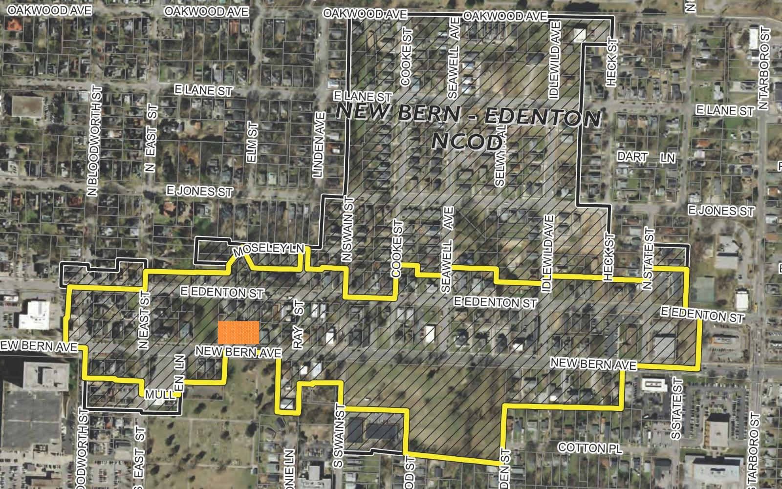 The Missing Middle Housing Around Downtown Raleigh