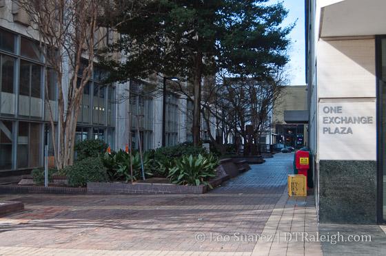 Excchange Plaza