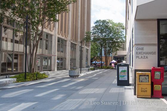 Exchange Plaza