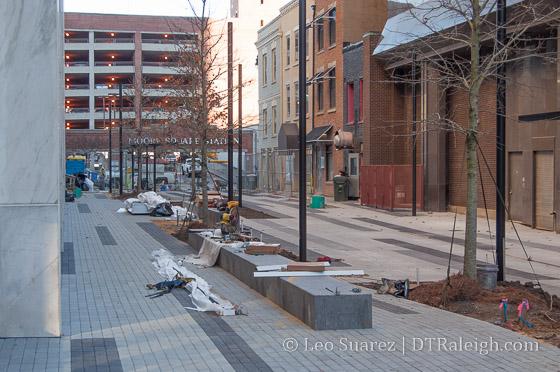 Market Plaza, December 2015