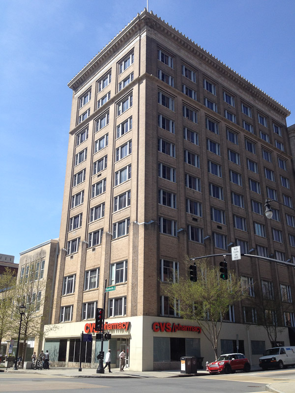 The Raleigh Building