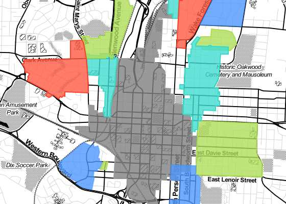 Introducing DT Hoods A Neighborhood Mapping Project