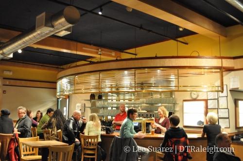 Downtown Raleigh Restaurant Refresh