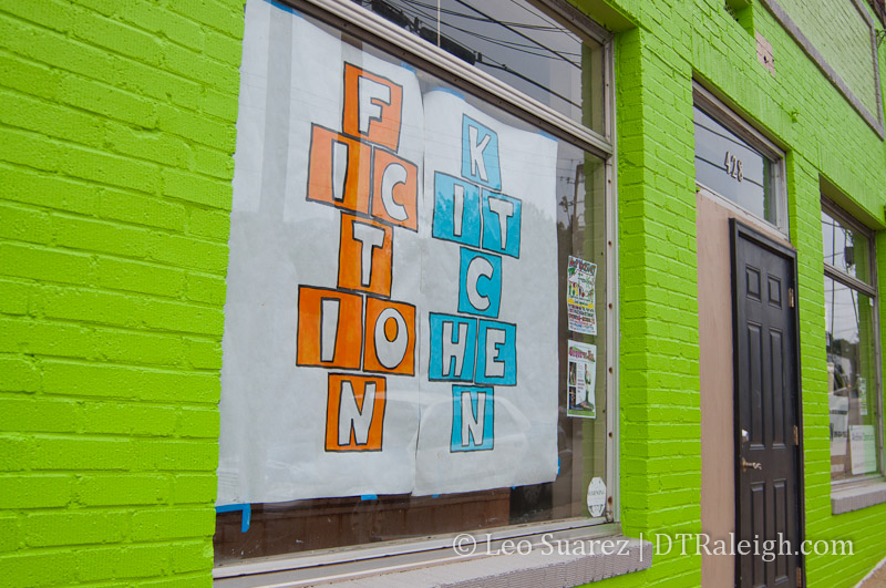 Fiction Kitchen on Dawson Street.