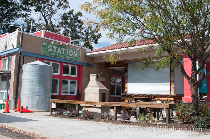 Seaboard Station Restaurant Hamlet Nc Hours