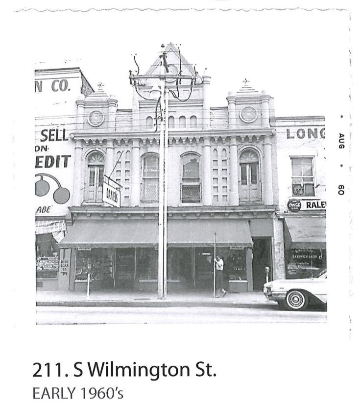 211 South Wilmington, early 1960s