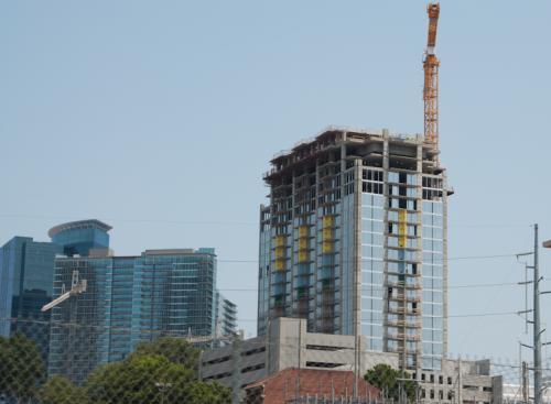 Skyhouse Apartments in Atlanta.