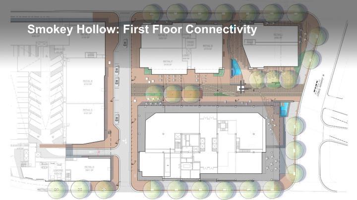Rendering of Smokey Hollow Phase 2