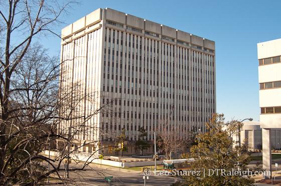 The Albemarle Building