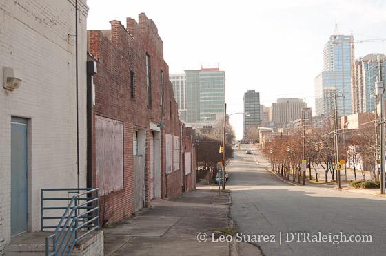 Stone's Warehouse on Davie Street