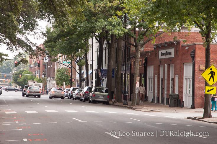 Blount Street. September 2018.