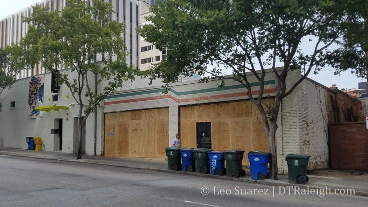 107 East Martin Street, September 2017