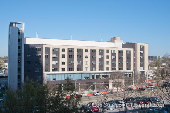 The L Building