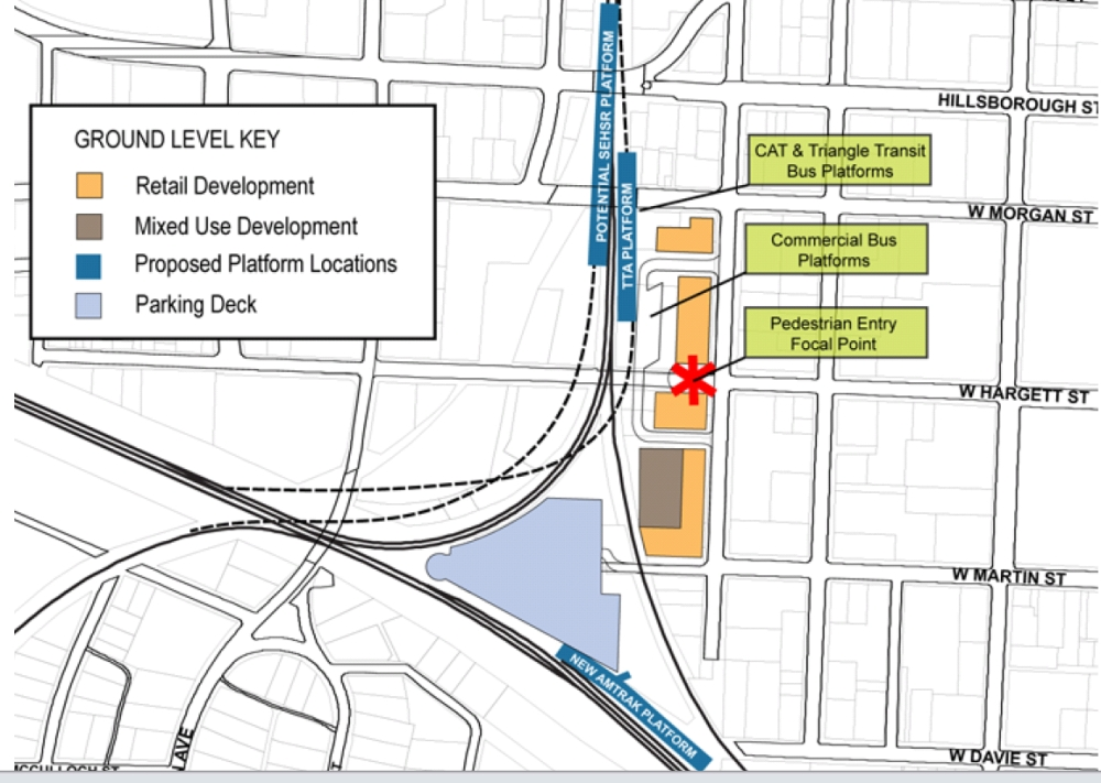 Multimodal Station Will Be Raleigh Union Station Report Summarized