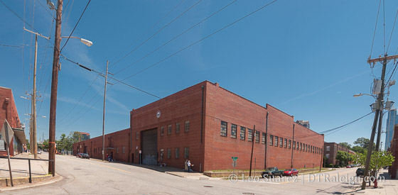 Dillon Supply Company warehouse